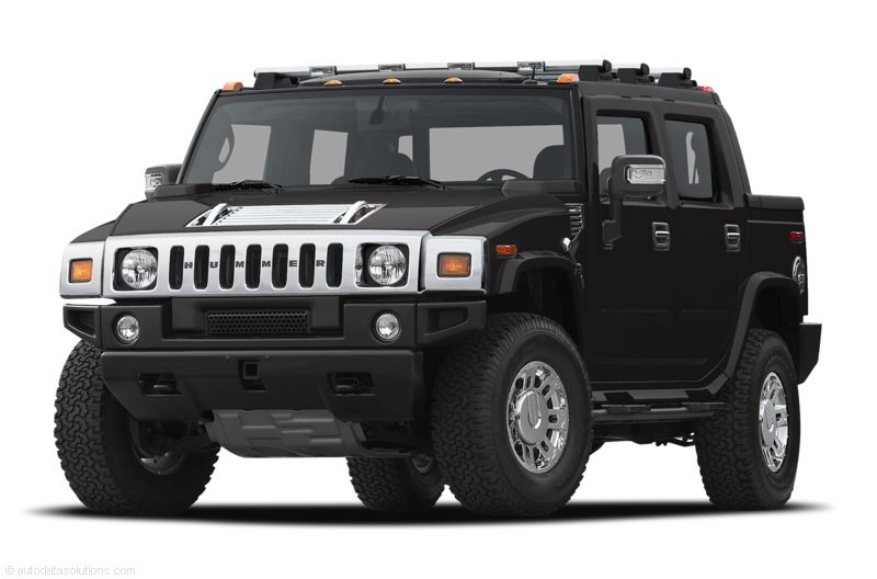 2011 Hummer H2 2011 Hummer H2 Edition  More Eco Friendly