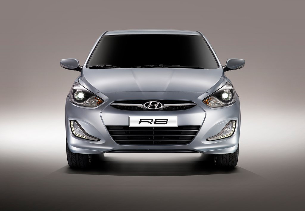 2011 Hyundai Verna RB Hyundai Verna RB Supposed to Be Premiered in India in April