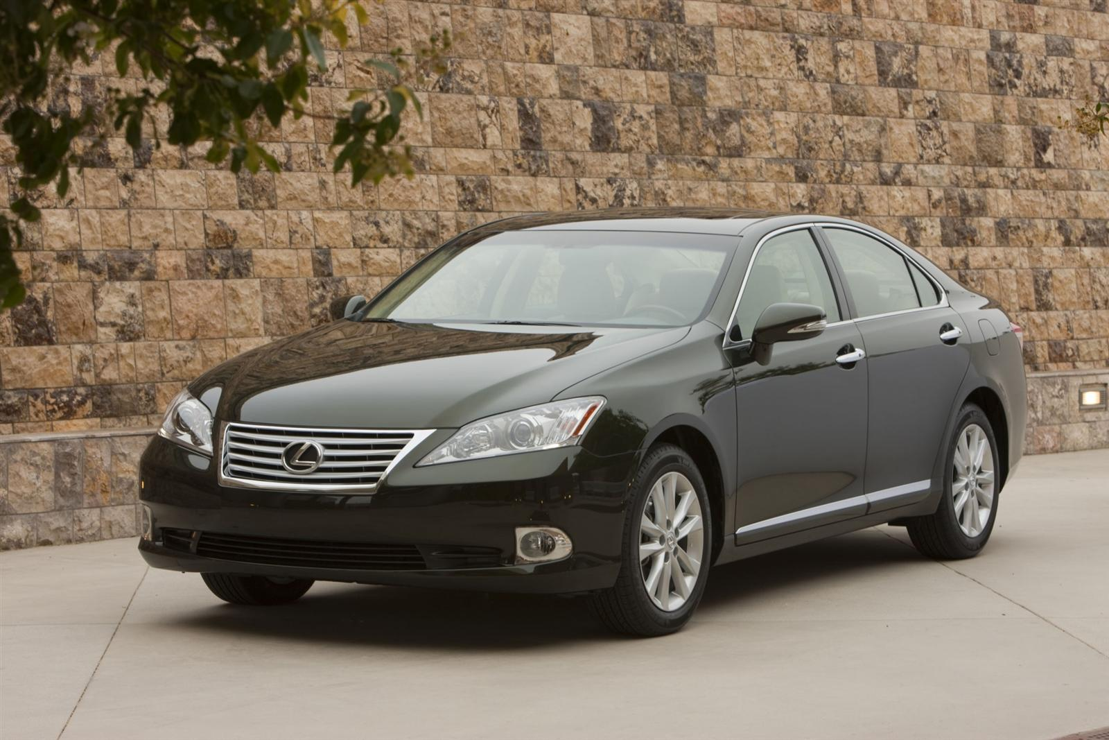 2011 Lexus ES350 sedan 5 The Exciting New 2011 Lexus ES350