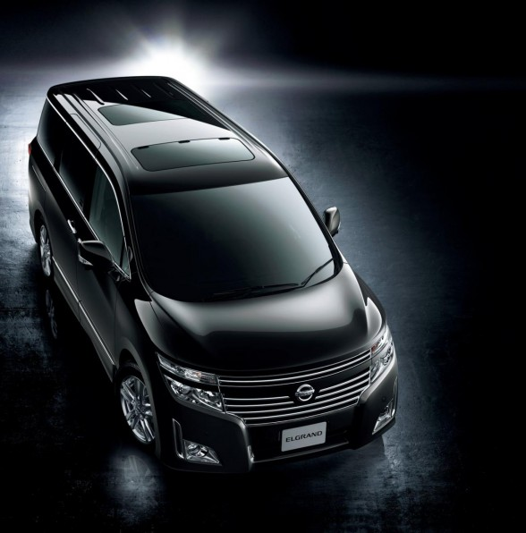2011 Nissan Elgrand 6 The 2011 Nissan Elgrand is a Grand Machine
