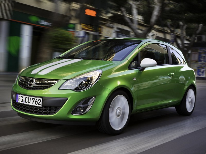 2011 Opel Corsa The Thrilling 2011 Vehicle, Opel Corsa