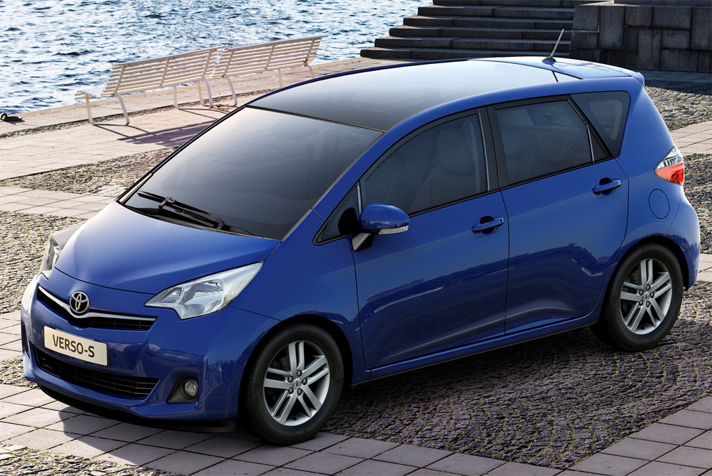 2011 Toyota Verso S 6 The 2011 Toyota Verso S Energy Efficient