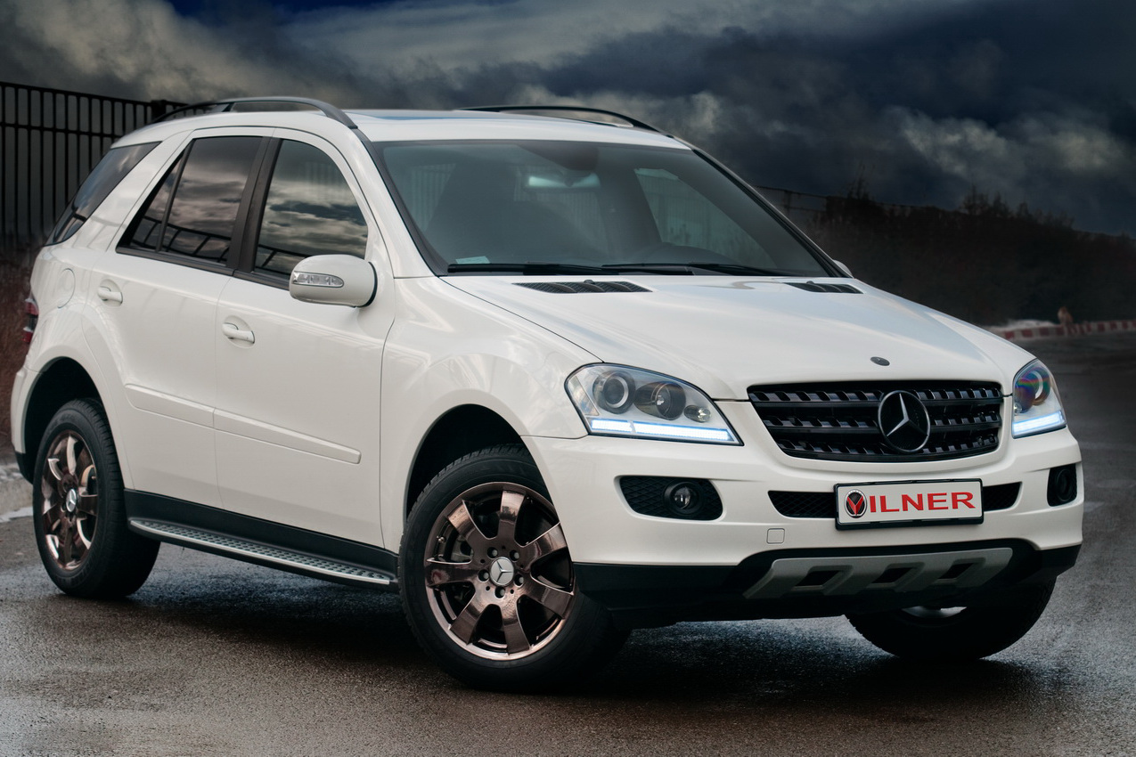 2011 vilner mercedes benz ml 350 more durable speedy and for Mercedes benz 2011