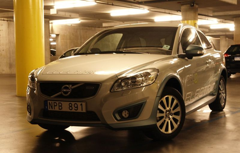 2011 Volvo C30 DRIVe 2011 Volvo C30 DRIVe, TheElectric Powered Car