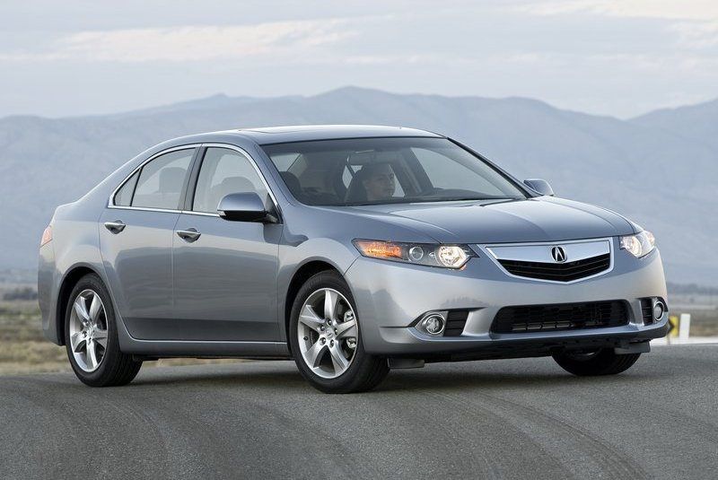 2011 acura tsx sedan 3 The Exciting 2011 Acura TSX Sedan