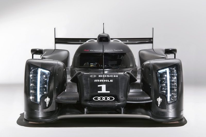 2011 audi r18 3 Audi R18 with More Revised Features