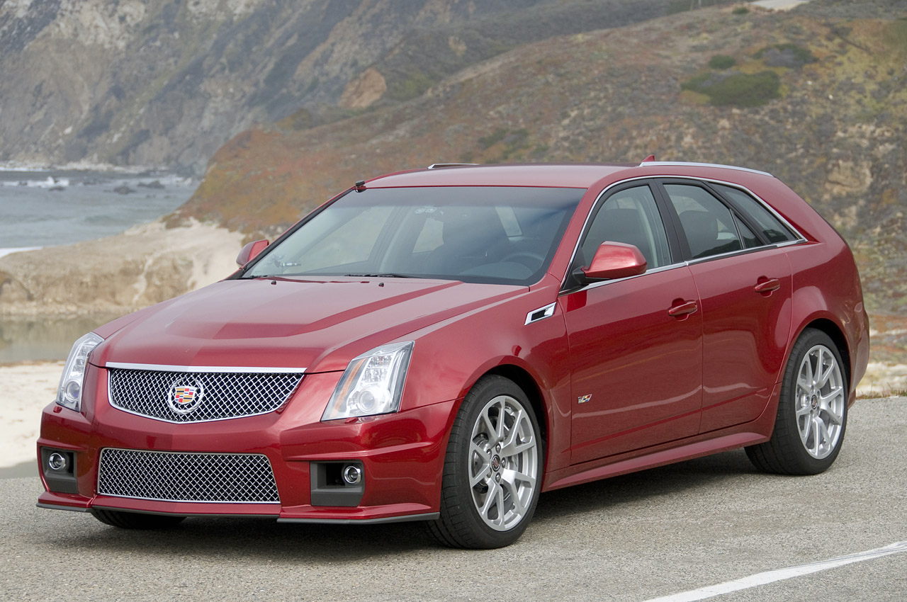the exciting cadillac 2011 cts v wagon. Black Bedroom Furniture Sets. Home Design Ideas