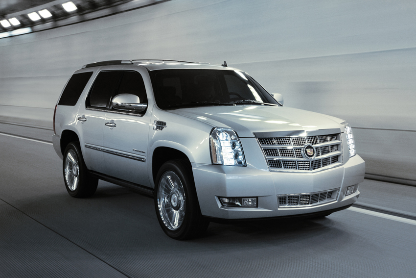 2011 cadillac escalade 3 2011 Cadillac Escalade – What the Auto Press Says