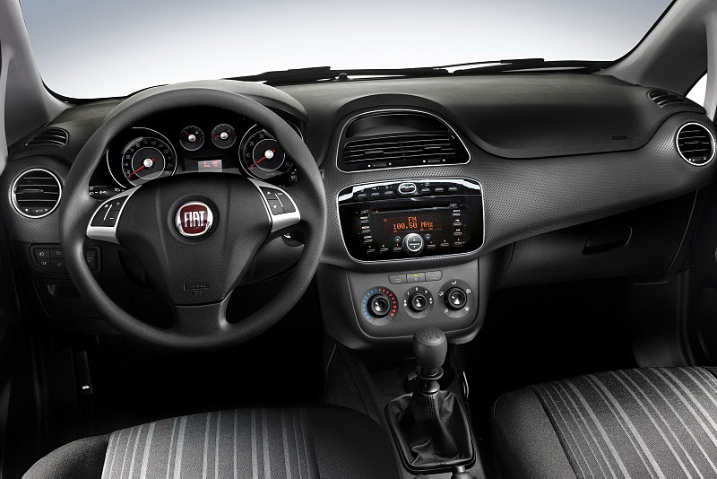 2011 fiat punto 150 special edition The Spectacular Fiat Punto 150° Special Edition Version