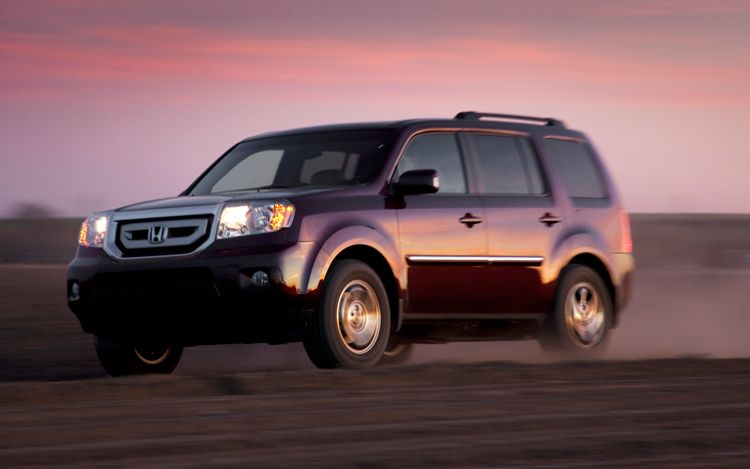 2011 honda pilot 4wd badge 10 The 2011 Honda Pilot is an Exciting Machine