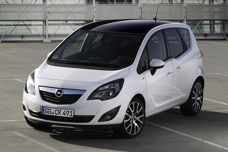 2011 opel meriva color edition Opel Meriva Car with Excellent Interoperability Features