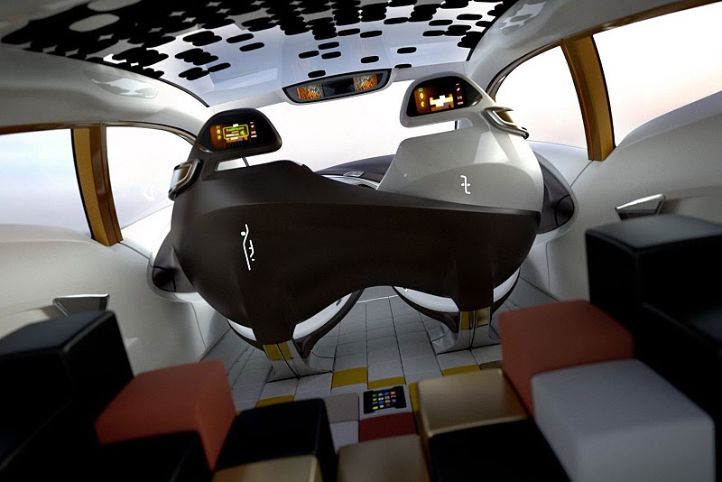 2011 renault r space concept 3 The Exciting 2011 Renault R Space Concept