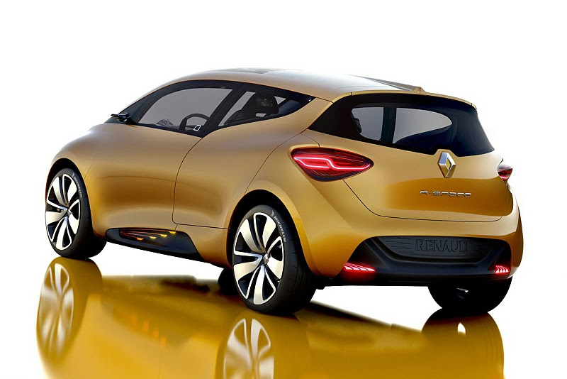 2011 renault r space concept 4 The Exciting 2011 Renault R Space Concept