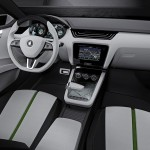 2011 skoda visiond concept 150x150 The 2011 Skoda VisionD Concept Car – Better Outlook with Aerodynamic Features