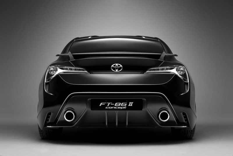 2011 toyota ft 86 ii concept 4 Toyota 2011 FT 86 II Concept Car to Hit the Road Soon