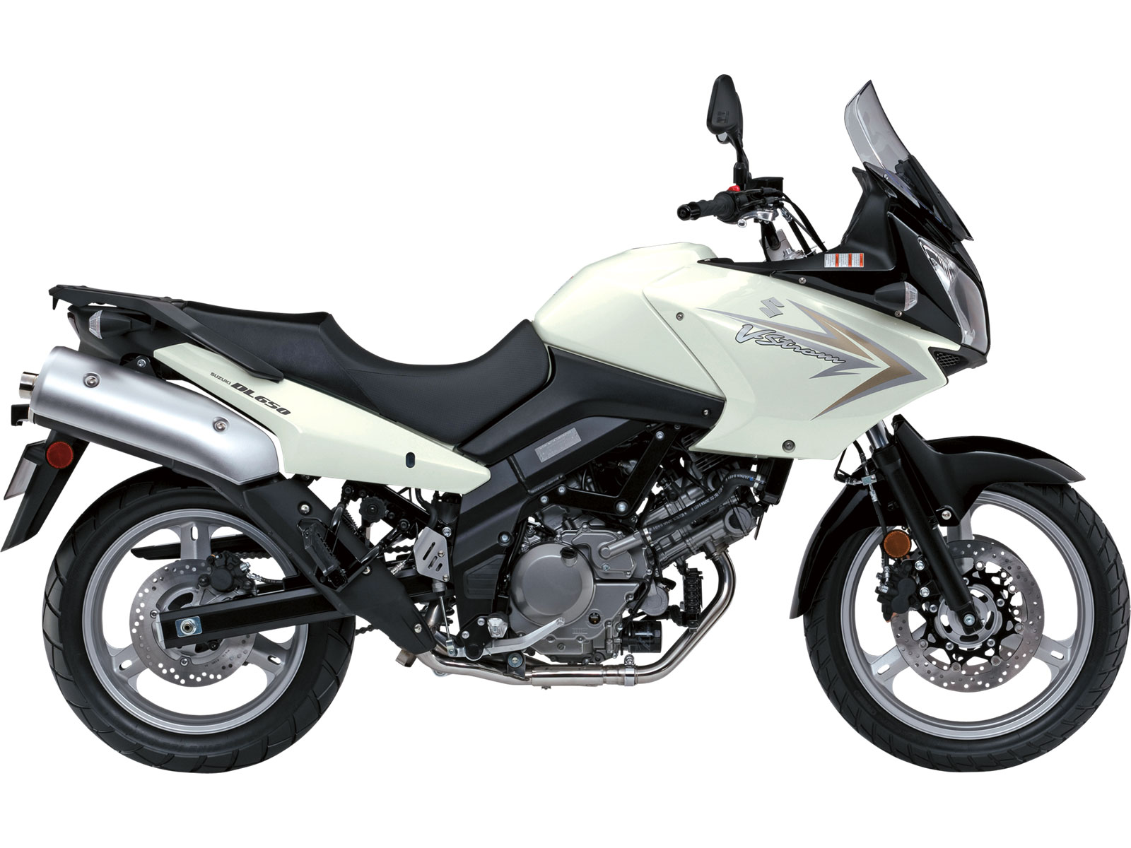 2011 Suzuki V Strom 650 ABS motorcycle The 2011 SUZUKI V strom, the thrill on two wheels