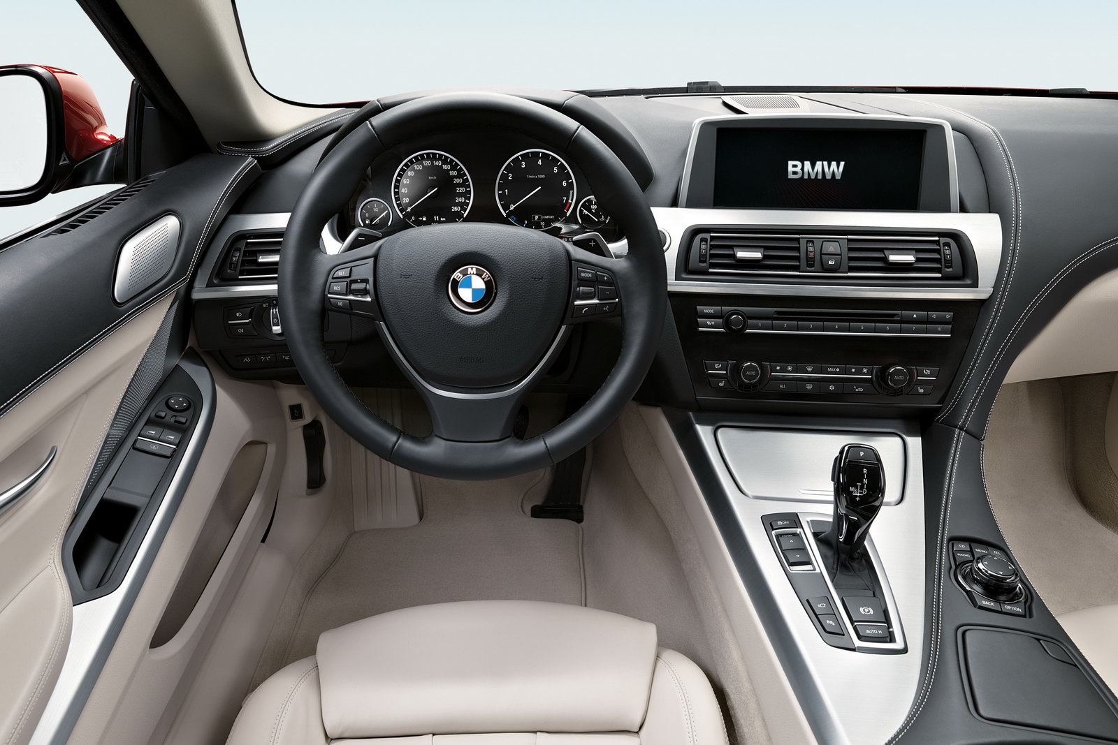 2012 BMW 6 Series Coupe 4 2012 BMW 6 Futuristic Coupe –Photos Made Available