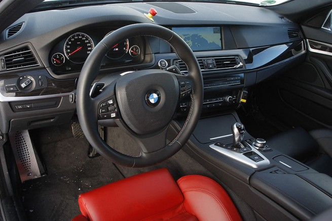 2012 BMW M5 4 2012 BMW M5 Eco Friendly
