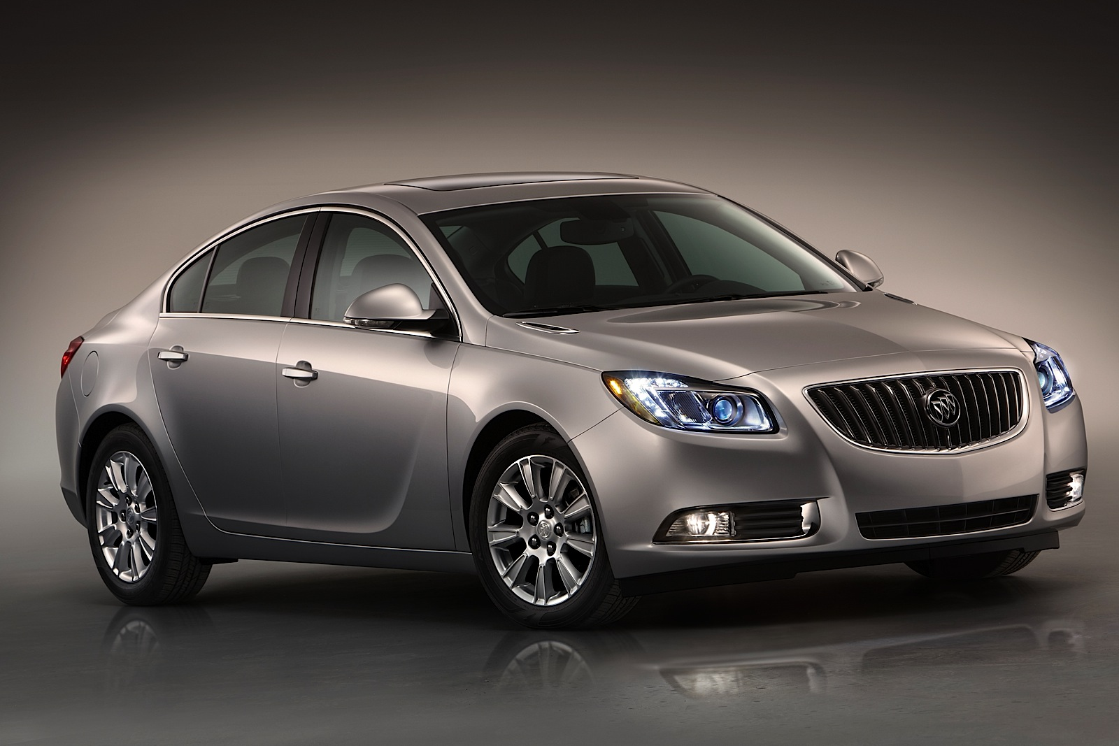 2012 Buick Regal eAssist The Elegant 2012 Buick Regal Assist Hybrid