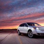 2012 Lincoln MKT Town Car Livery and Limousine Car