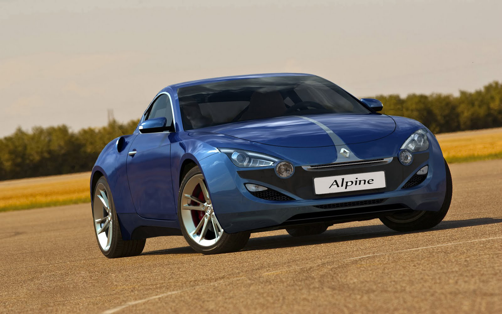 2012 Renault Alpine 2 Renault Alpine Sports Coupe with Exciting Features