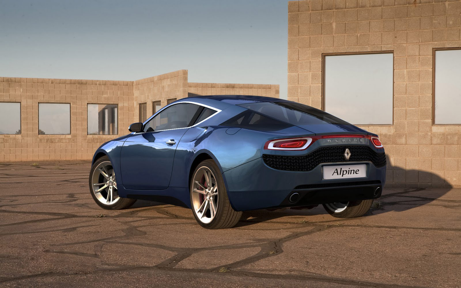 2012 Renault Alpine Renault Alpine Sports Coupe with Exciting Features