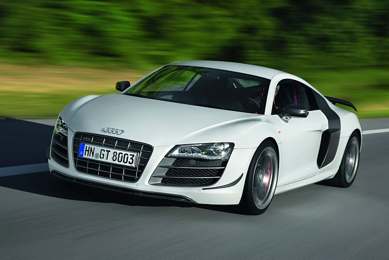 2012 audi r8 gt 2012 Audi R8 GT Vehicle Price Announced