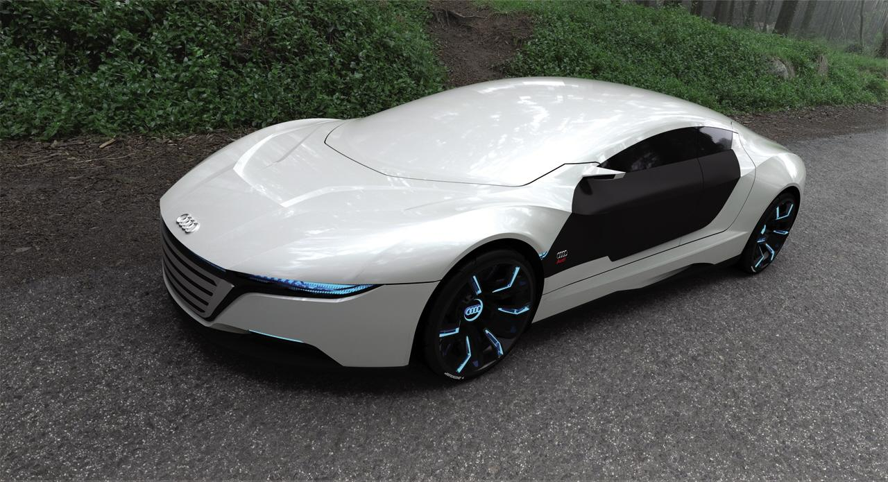 2014 Audi A9 1 The Audi 9 Edition More Energy Efficient and Eco Friendly