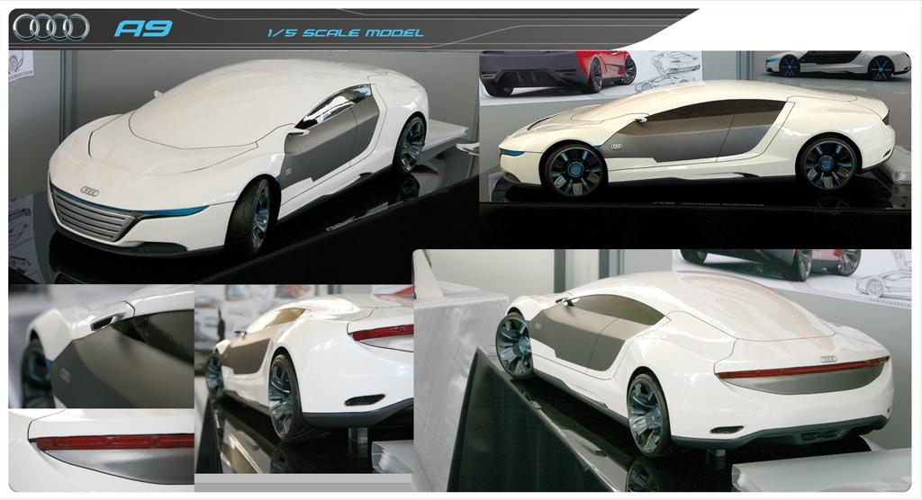2014 Audi A9 4 The Audi 9 Edition More Energy Efficient and Eco Friendly