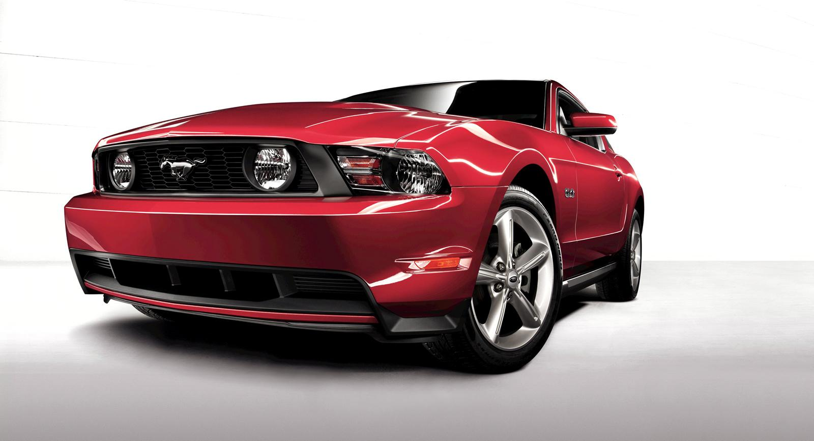 2014 Ford Mustang 13 The 2014 Ford Mustang will feature designs influenced globally