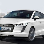2015 audi a2 front illustration 150x150 The Futuristic 2015 Audi A2 Version  Runs Fast  Eco Friendly Easy to Drive