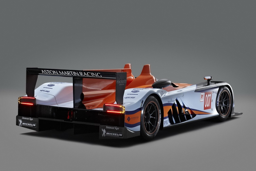 AMR ONE LMP1 10 AMR ONE LMP1  The Perfect Machine from Aston Martin