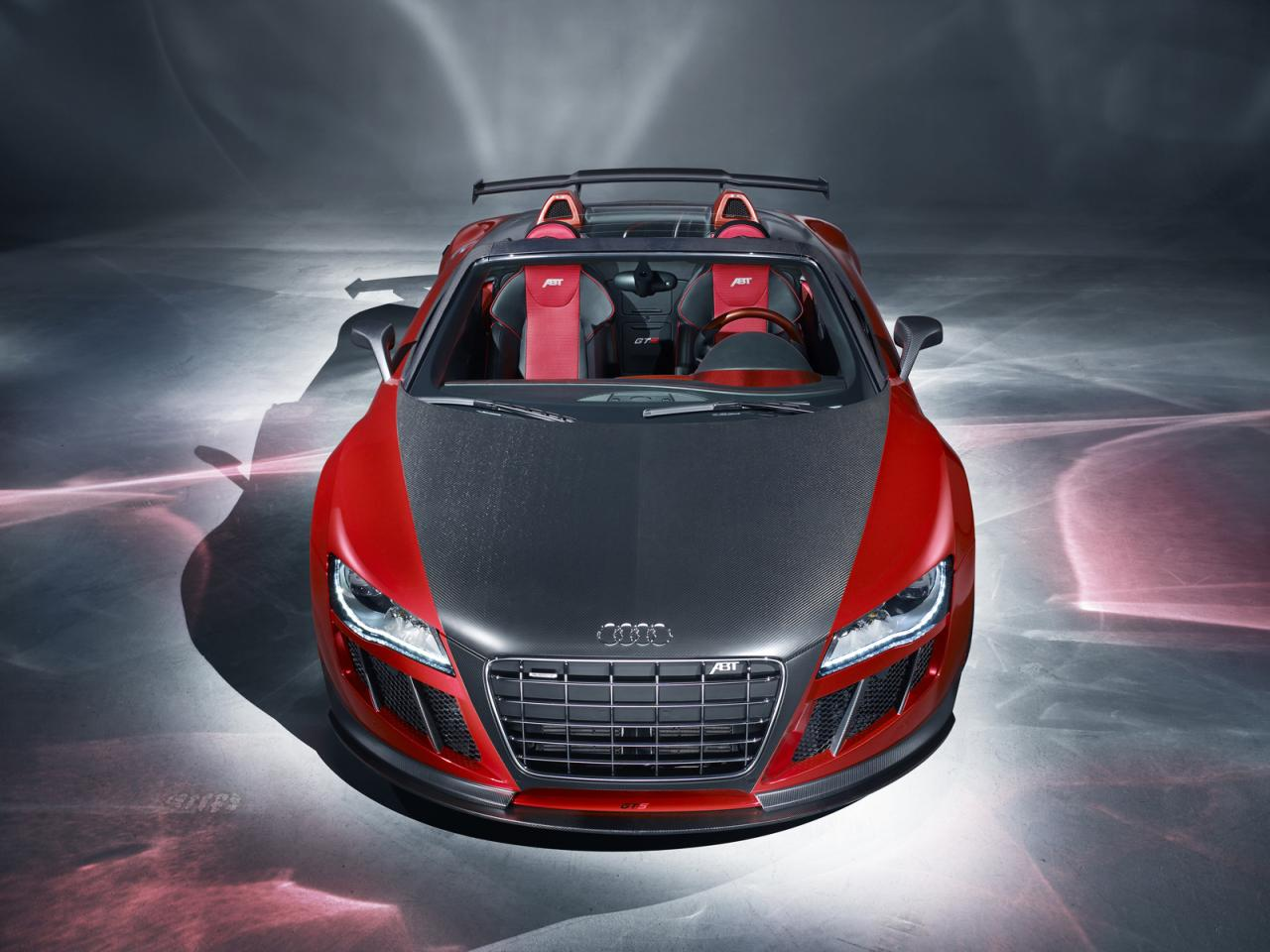 Abt R8 GT S Sportline Abt R8 GT S Sportline to debut the topless version in Geneva