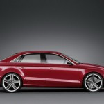 Audi A3 Saloon Concept 150x150 The Photos of Audi RS 3 Sedan Car released