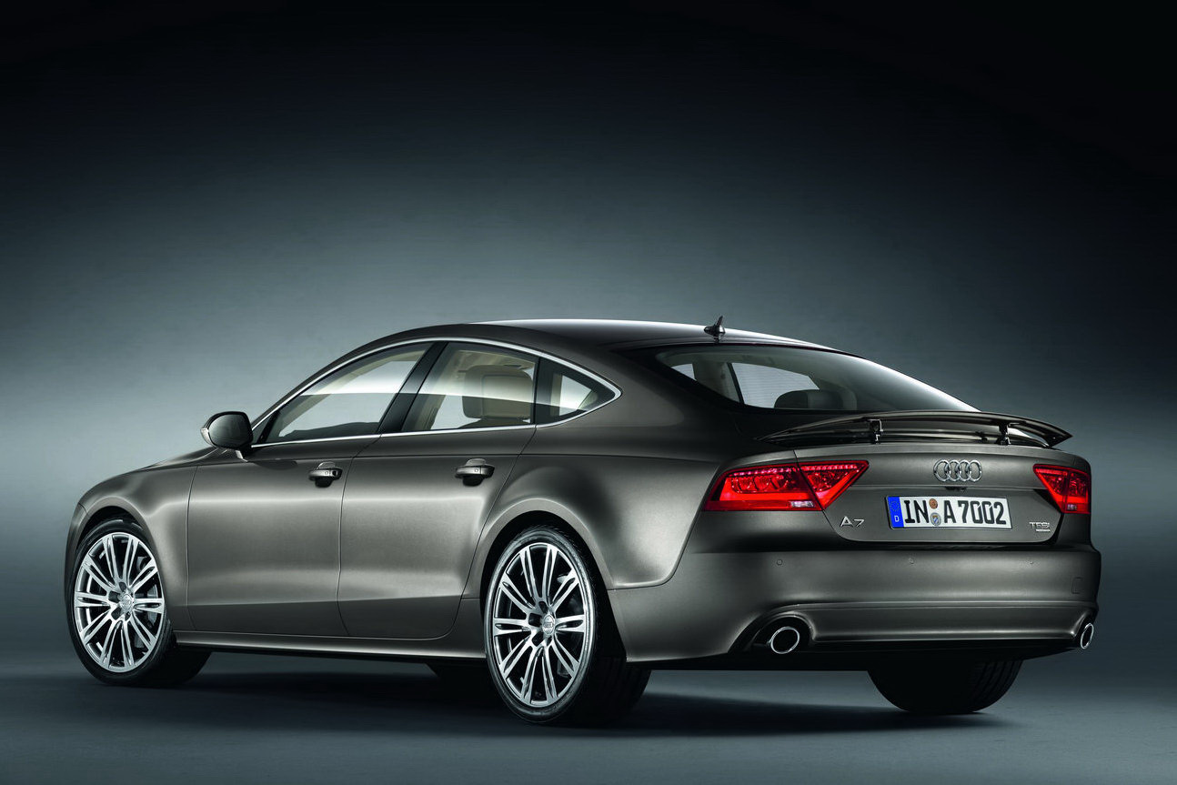 Audi A7 Sportback 39 New Audi A7 Sportback Details Announced Along With 106 High Res Photos