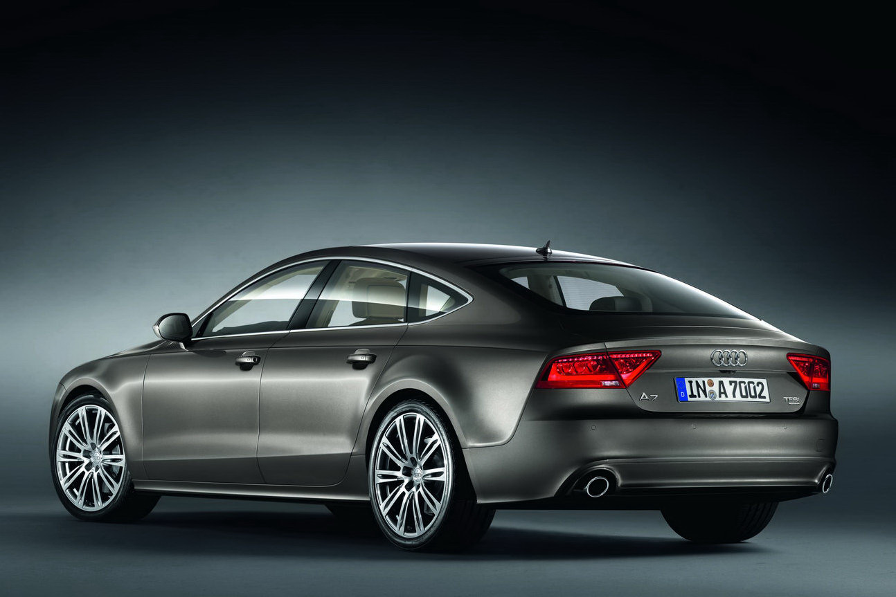 new audi a7 sportback details announced along with 106 high res photos. Black Bedroom Furniture Sets. Home Design Ideas