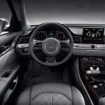 Audi A8L with LTE Broadband connection (1)