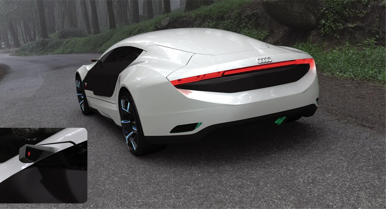 Audi A9 7 The Audi A9 may appear in market on 2014, as Cabriolet and Coupe