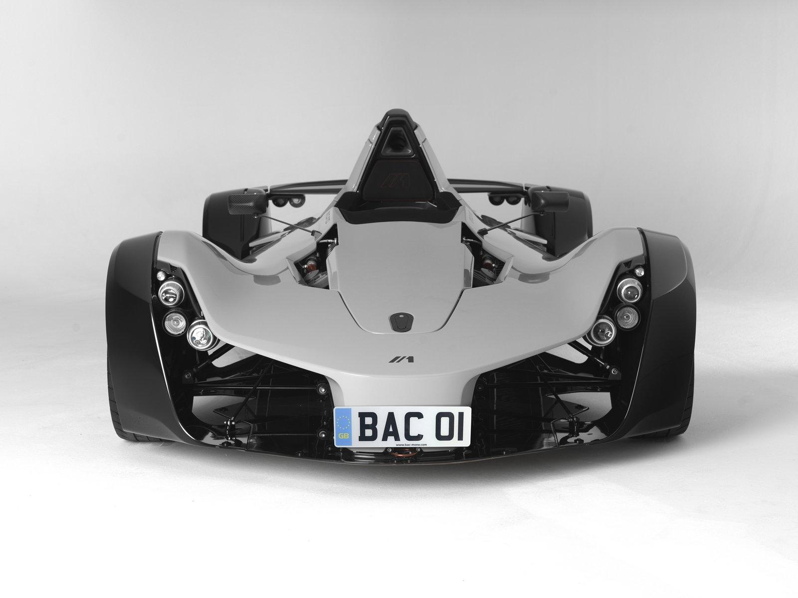BAC MONO 17 BAC MONO Vehicle  Easy to Operate