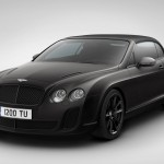 Bnetley Continental SE 150x150 Bentley Supersports Special Edition Convertible celebrating Ice Speed Record