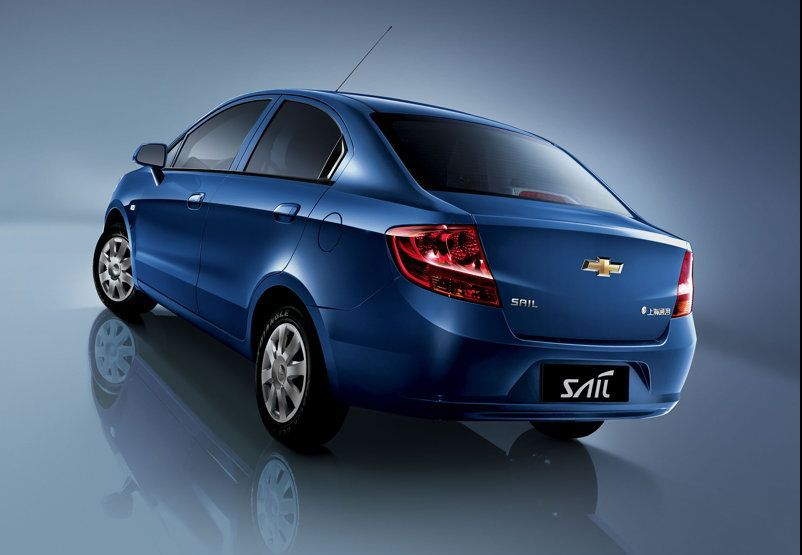 Chevrolet Sail 2011 51 Chevrolet Sail Car with Excellent Fuel Efficiency Features to be introduce in the end of 2011