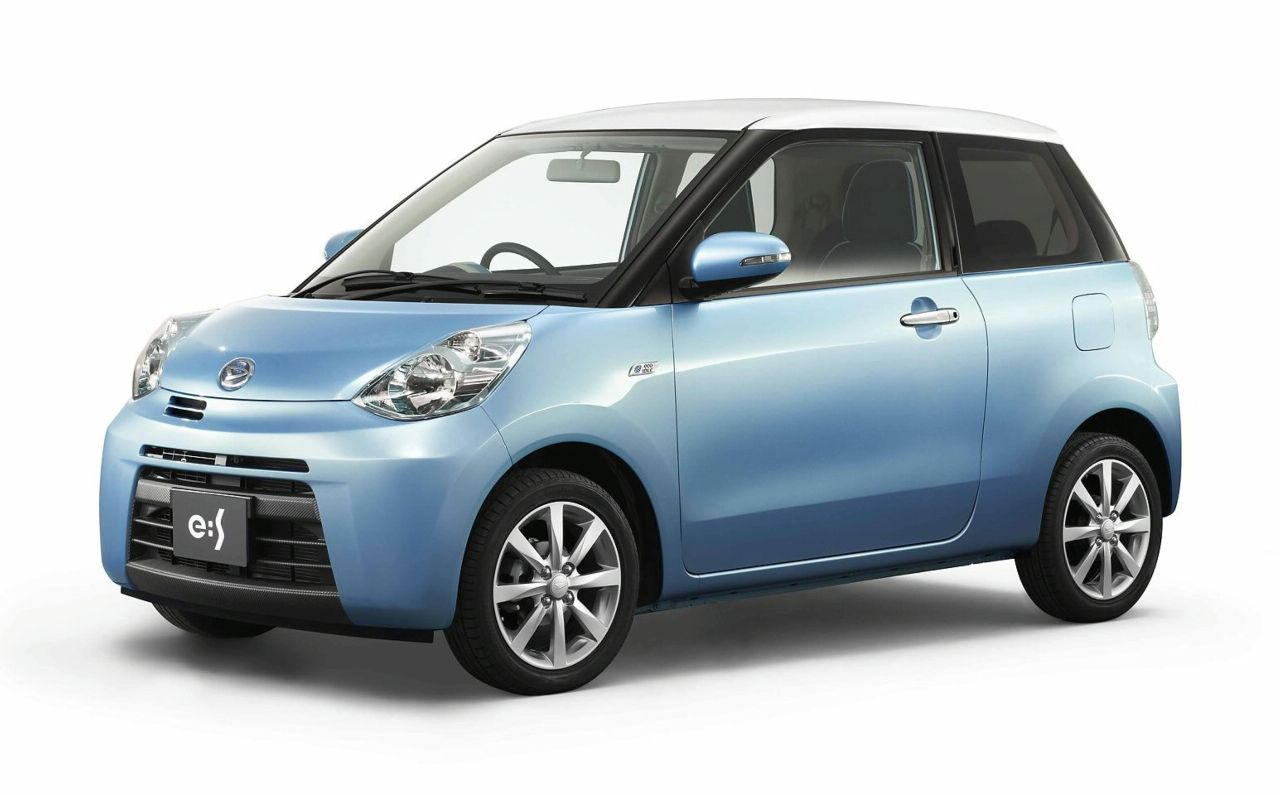 Daihatsu eS concept 2 The e:S Concept vehicle from DAIHATSU to be unveiled in Tokyo