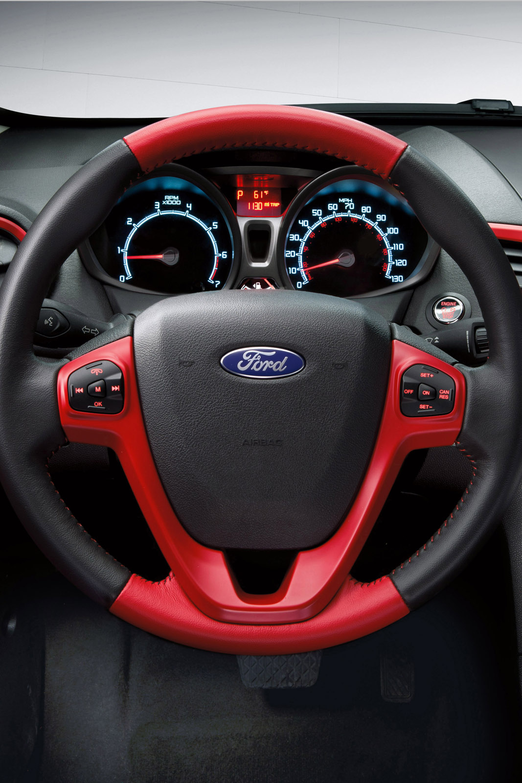 2012 Ford Fiesta With Interior And Exterior Car D 233 Cor