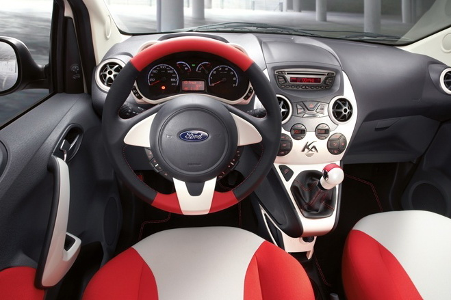 Ford Ka Grand Prix Ford Ka Version with Low Carbon Emission Features