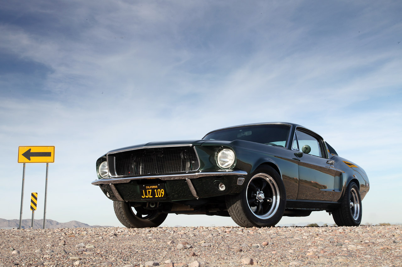 Gateway Classic Mustang 1 Gateway Classic Mustang to make limited edition of Steve McQueen Mustang