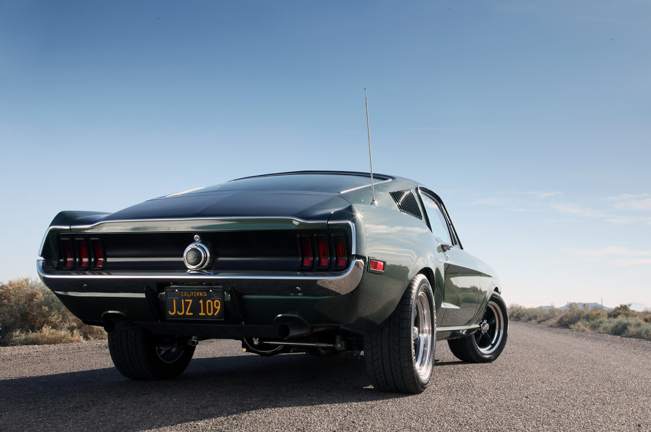 Gateway Classic Mustang 2 Gateway Classic Mustang to make limited edition of Steve McQueen Mustang