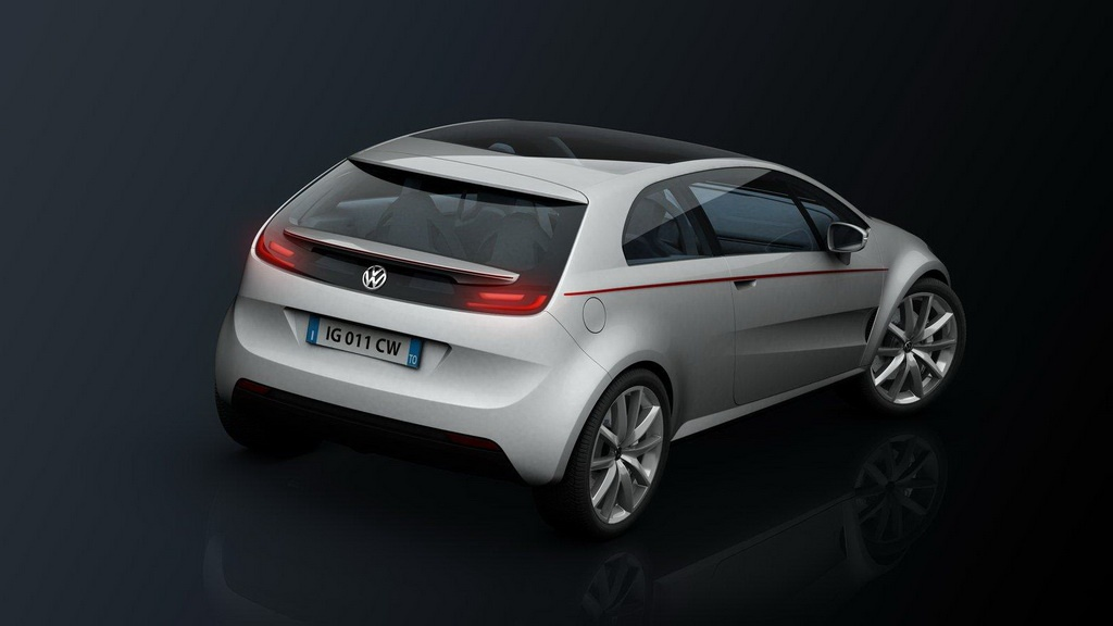 Go and Tex Concept Car 4 The Go and Tex Concept Cars from Italdesign Giugiaro