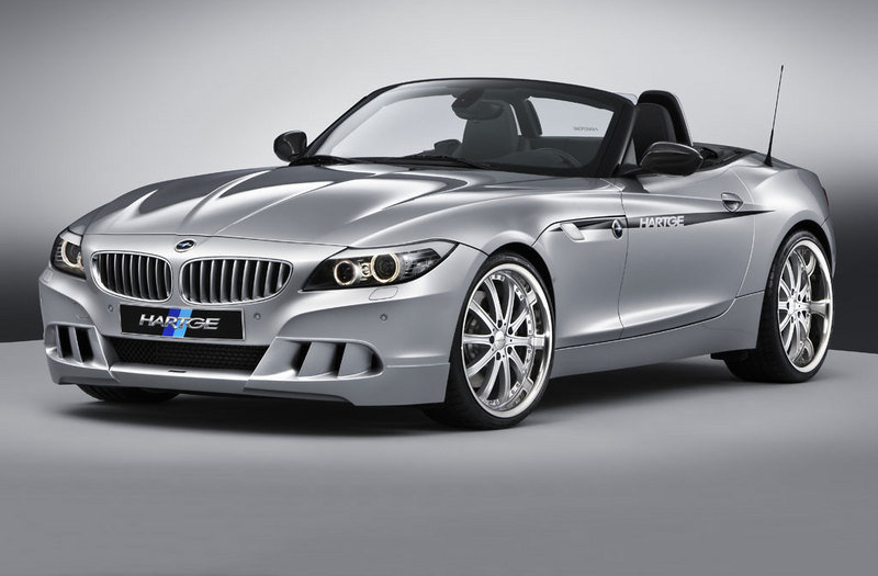 Hartge BMW Roadster Z4 22 Hartge Releases New Car Tuning Tools for BMW Roadster Z4