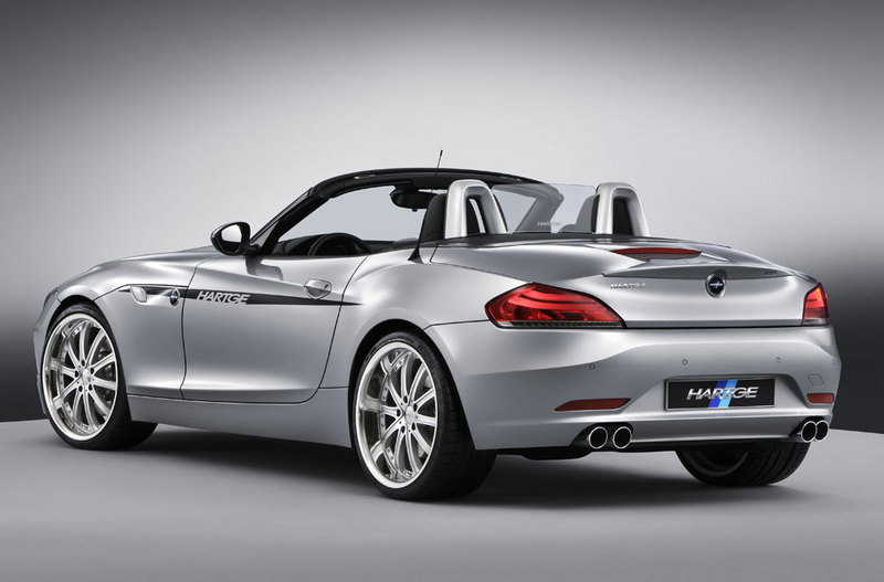Hartge BMW Roadster Z42 Hartge Releases New Car Tuning Tools for BMW Roadster Z4