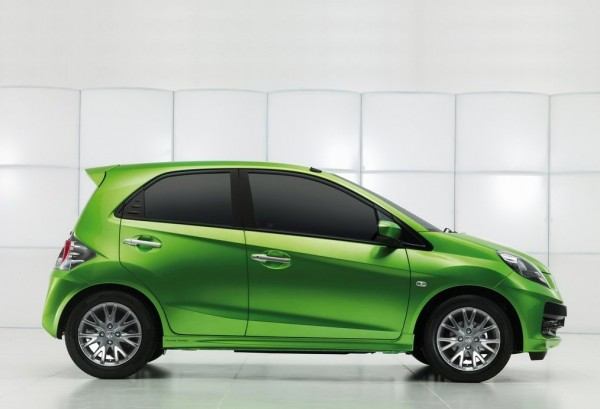 Honda Brio Jazz 2011 2 Honda Brio Jazz  Expected in India on March 2011